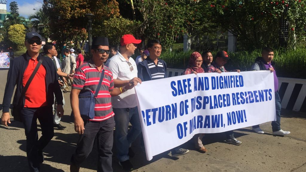 Position Paper On The Dissolution Of The Task Force Bangon Marawi, Creation Of Oversight Commission On Recovery, Reconstruction And Rehabilitation Of Marawi, And Call For Unconditional Immediate Return Of The Internally Displaced People (IDPs)