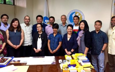 Tribute to CHR Chair Chito Gascon
